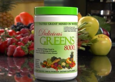 Delicious Greens
